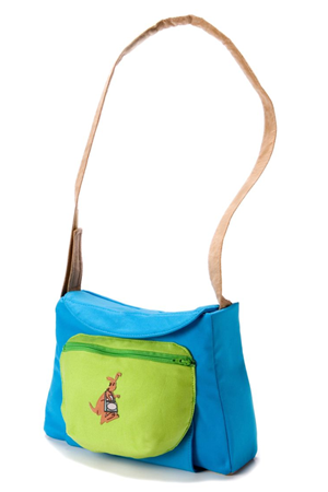 myWallaby bag blue topaz