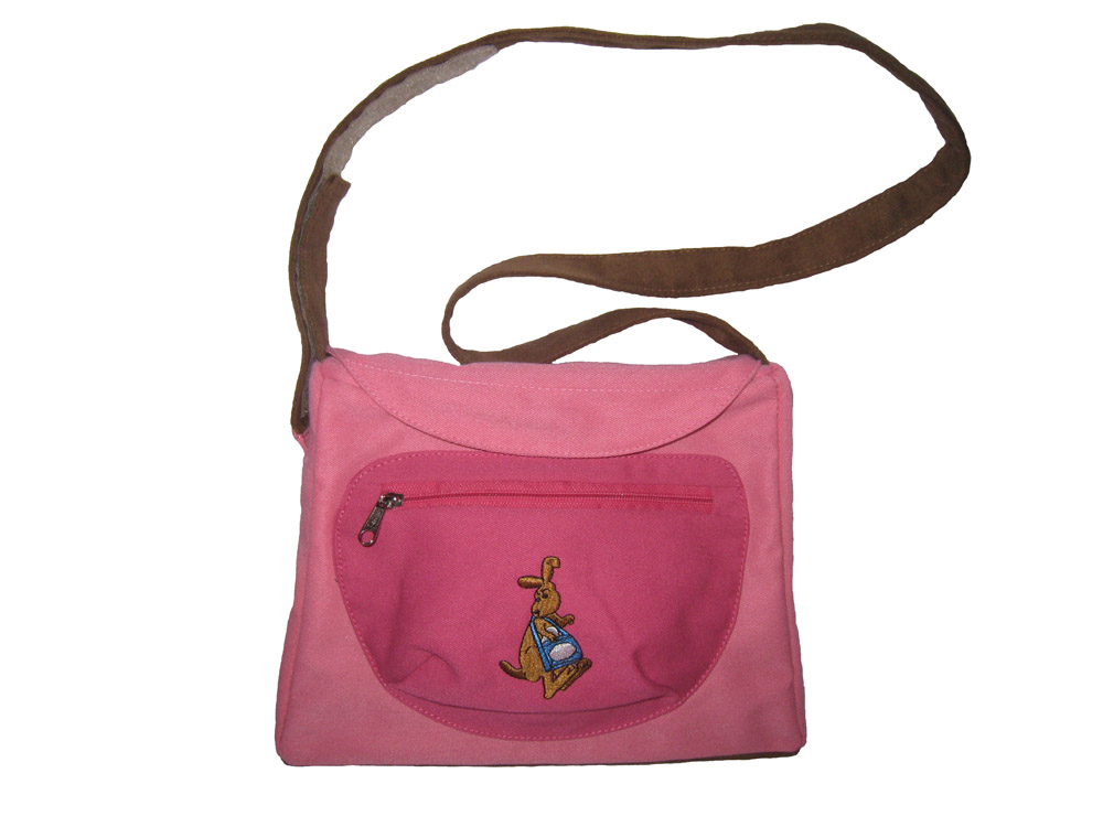 myWallaby Pink Purse