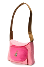 Agile Purse and Doll Carrier (cotton candy)-