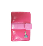 Joey Wallet (Pink on Light Pink)-