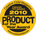 creative child magazine award